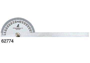 100mm Thước đo góc Shinwa 62774