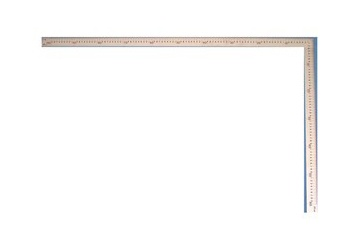 1mx600mm Thước ê ke Shinwa 63400