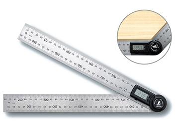 300mm Thước đo góc điện tử Shinwa 62496