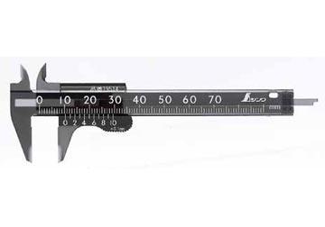 70mm Thước cặp cơ Shinwa 19514