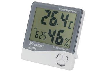 Đồng hồ đo nhiệt độ, độ ẩm Proskit NT-311