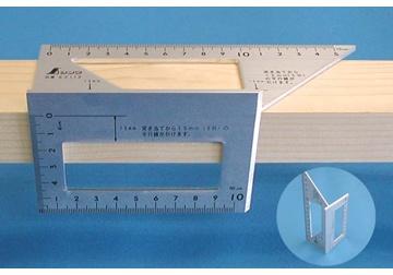 Thước đo cạnh vuông Shinwa 62113