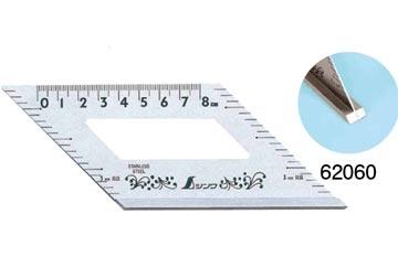 Thước đo góc Shinwa 62060